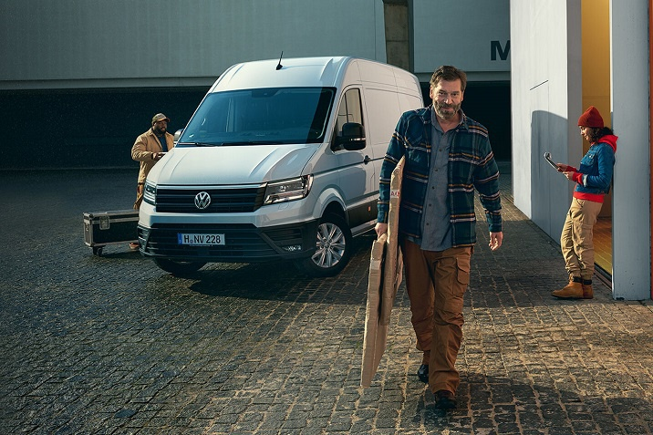 VW Crafter Cargo