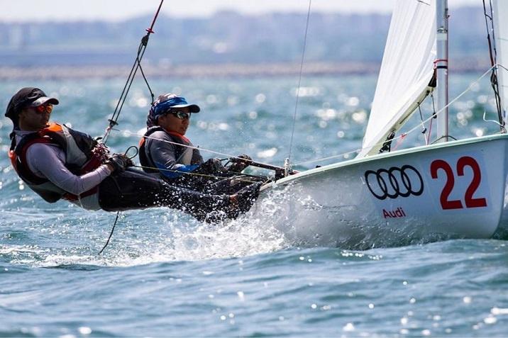 Audi Sailing