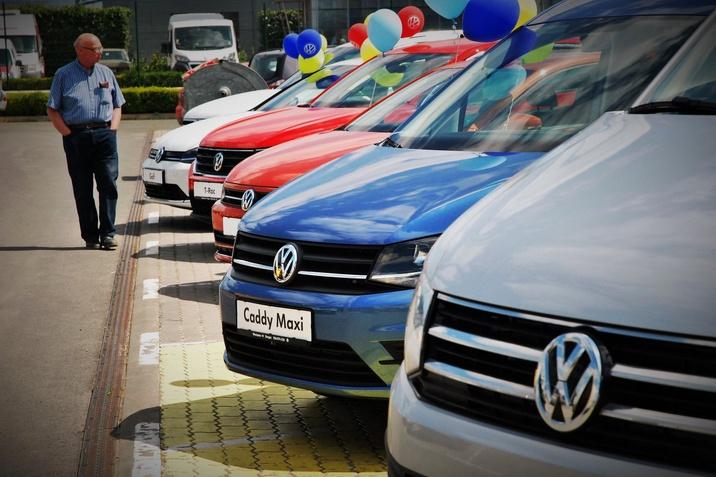 Среща с най-новото от Volkswagen