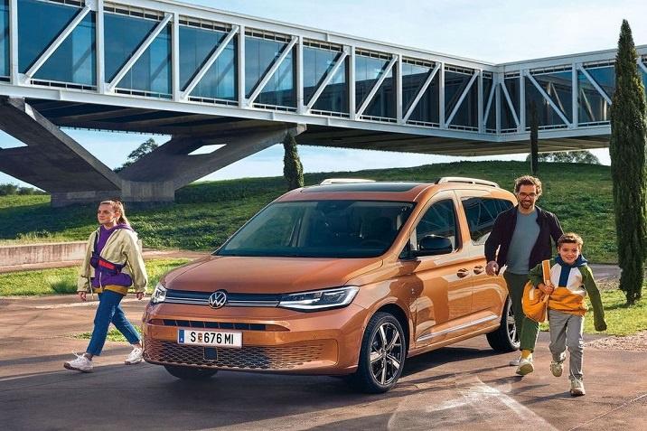 Новият VW Caddy