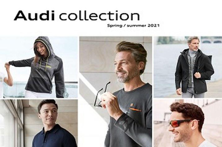 Аudi Collection Spring/Summer 2021